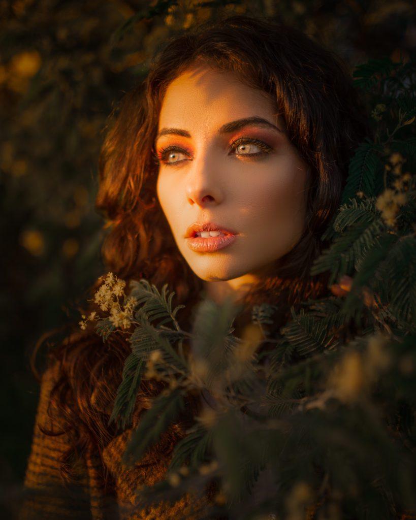 ritratto fotografico artista