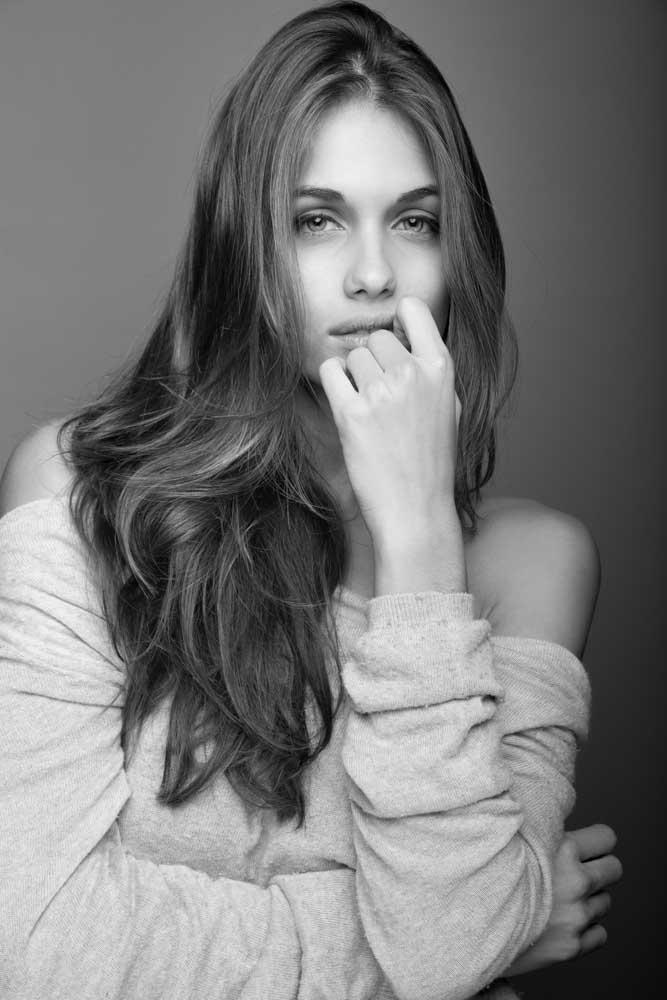 fotografo ritrattista donna sensuale