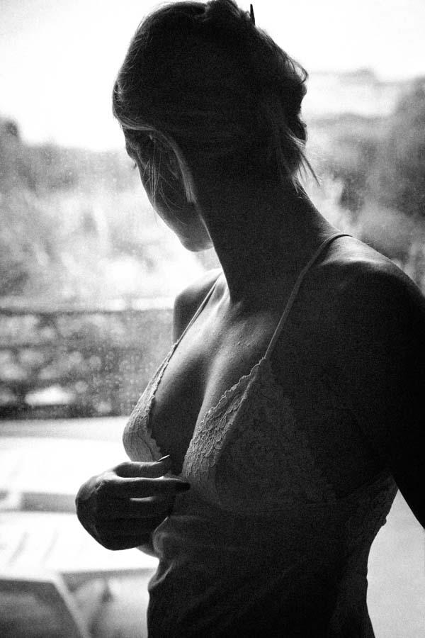 ritratti fotografici di donna in intimo