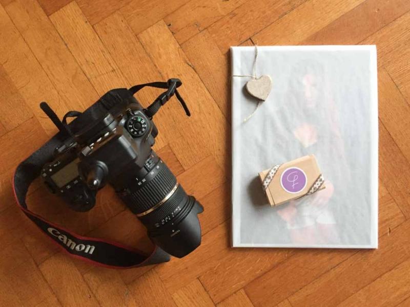 quanto costa regalare un servizio fotografico