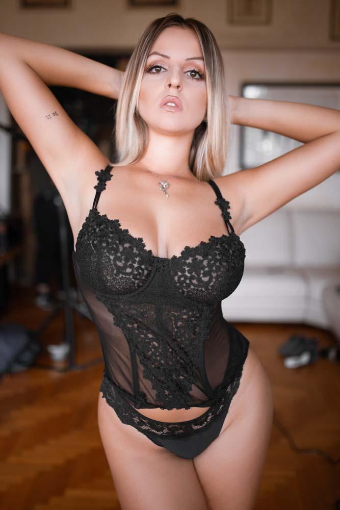 fare servizio fotografico boudoir