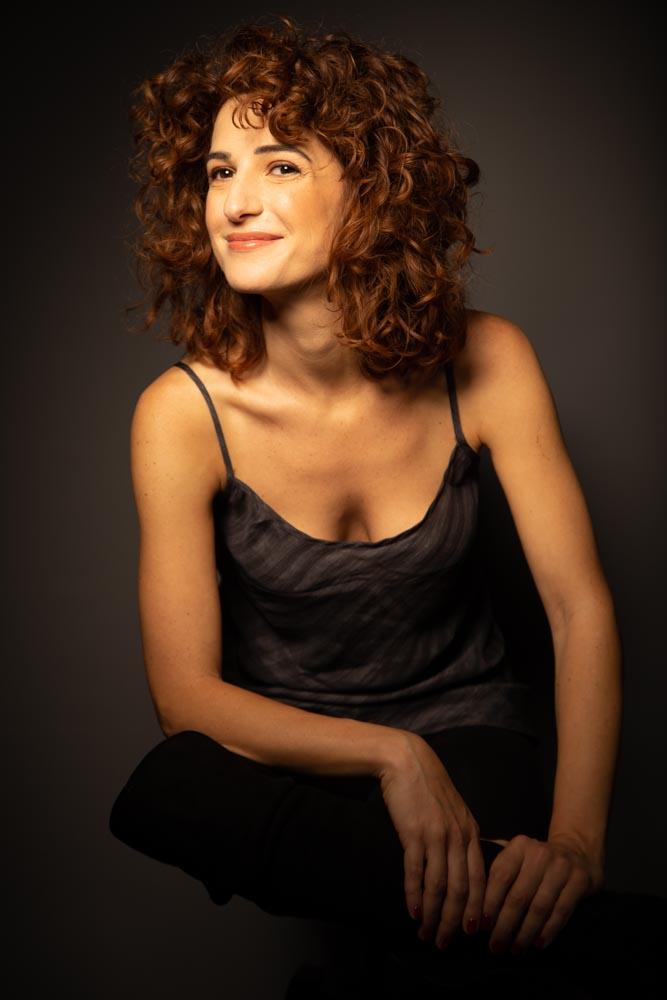 foto per book attrice