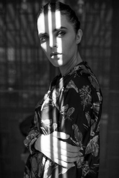 servizio fotografico in bianco nero