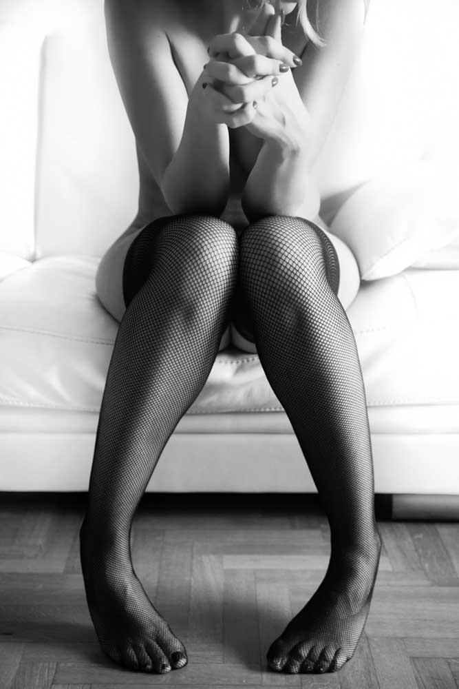 fotografo per scatti boudoir