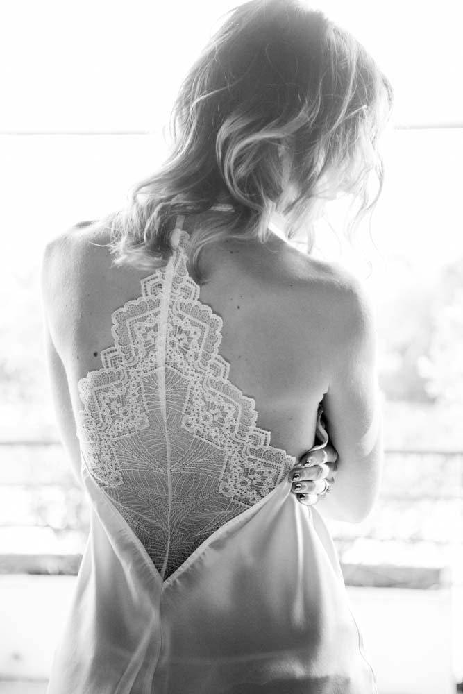 sessione di ritratto boudoir