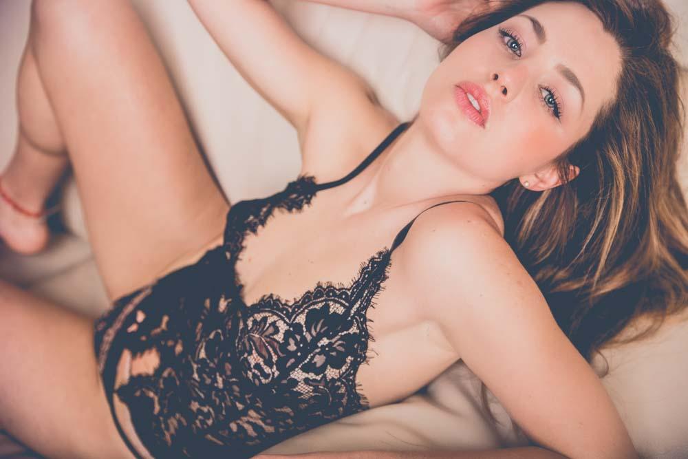 fare un servizio fotografico sensuale