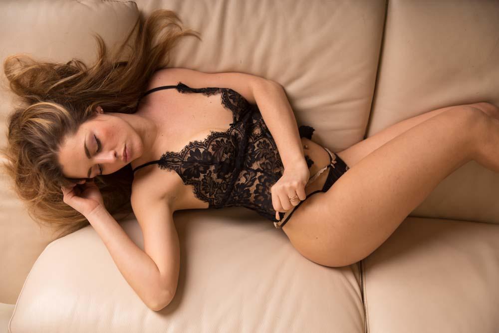 ritratto boudoir