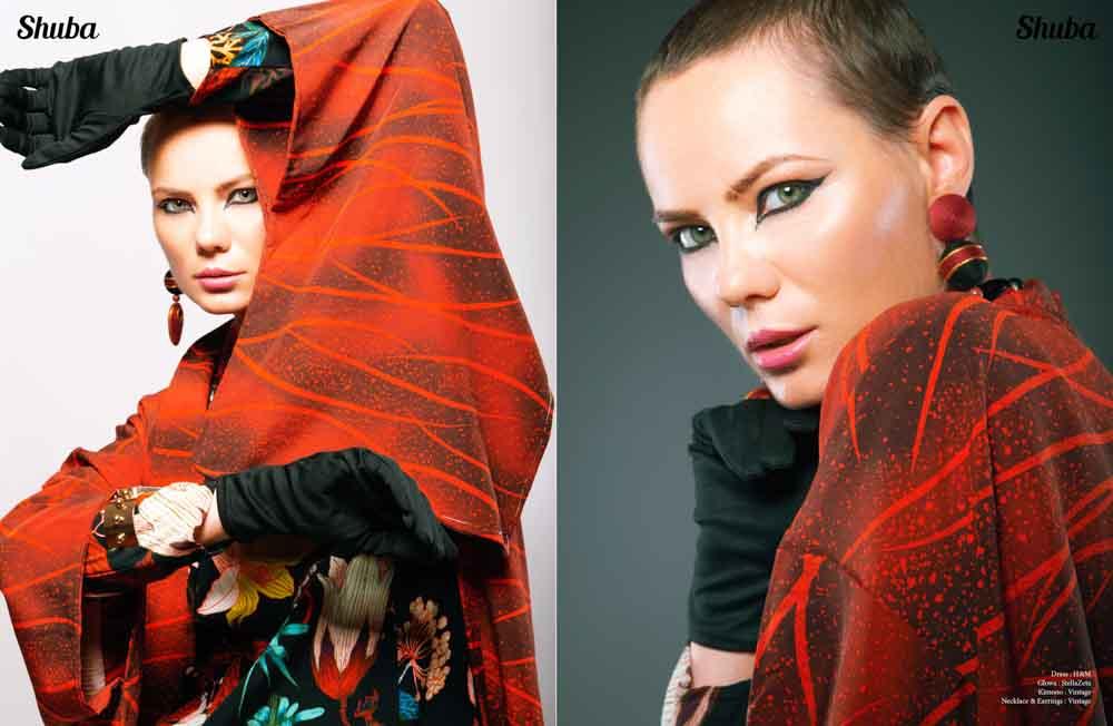 servizi fotografici per modelle