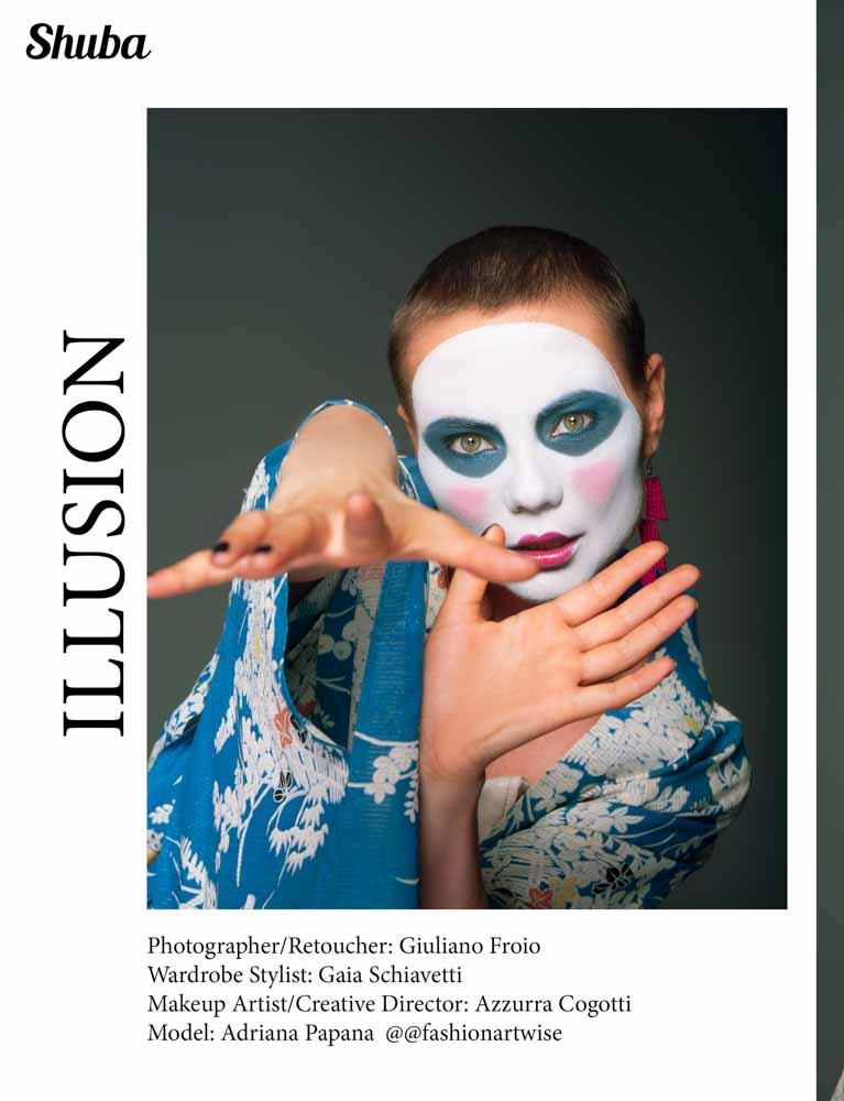 servizi fotografici per editoriali moda