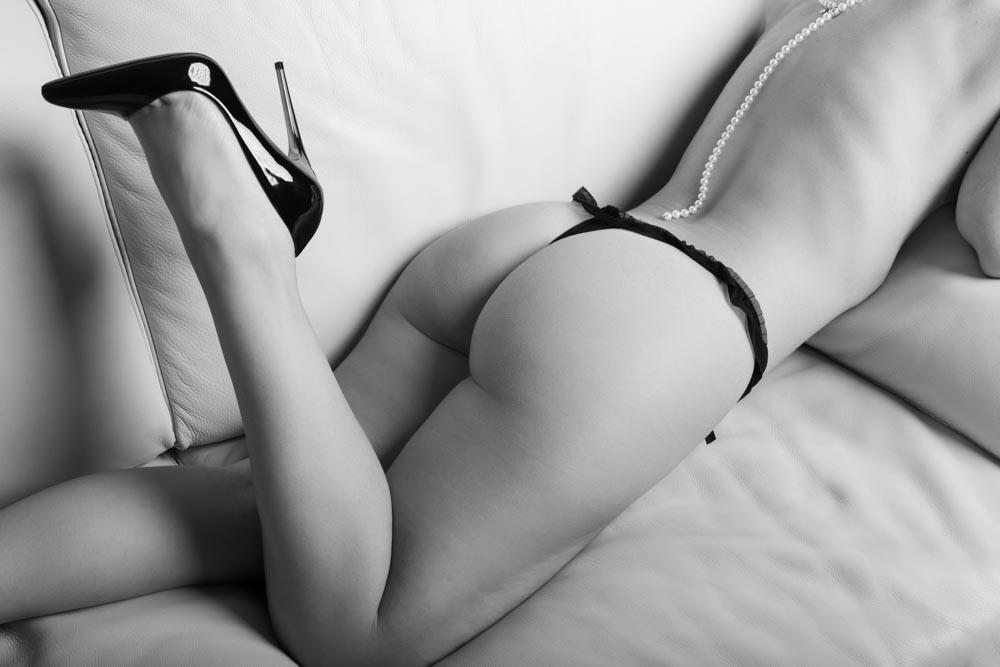servizio fotografico sensuale